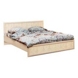 Кровать двуспальная Олимп-мебель Волжанка 06.260
