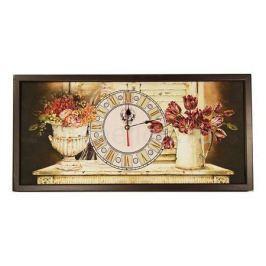 Настенные часы Акита (60х30 см) AKI 3060-1