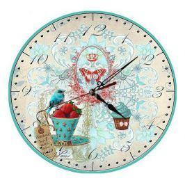 Настенные часы Акита (30 см) AKI C218