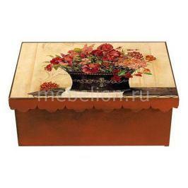 Шкатулка декоративная Акита (26х18х13 см) Прованс 1826-12