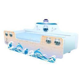 Кровать Кровати-машины Кораблик KO2