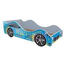 Кровать-машина Кровати-машины Спорт M048