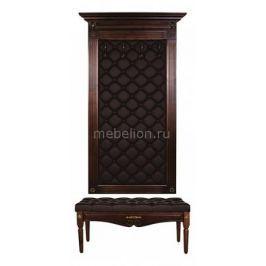 Стенка для прихожей Мебелик Сильвия H3