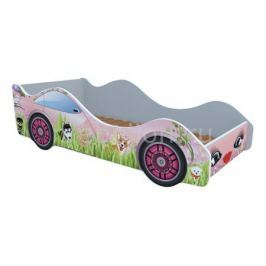 Кровать-машина Кровати-машины Собачки на лужайке M063