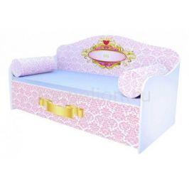 Кровать Кровати-машины Барокко королевский Д07