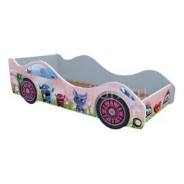 Кровать-машина Кровати-машины Лесные зверюшки M055
