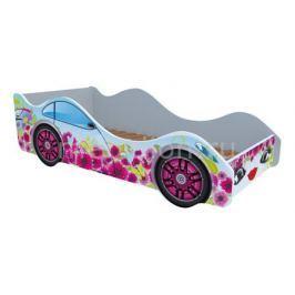 Кровать-машина Кровати-машины Цветочный рай M053