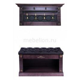 Стенка для прихожей Мебелик Сильвия H5