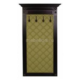 Вешалка настенная Мебелик Сильвия Н3