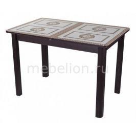 Стол обеденный Домотека Гамма ПР-1 со стеклом