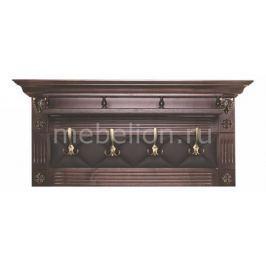 Вешалка настенная Мебелик Сильвия Н5