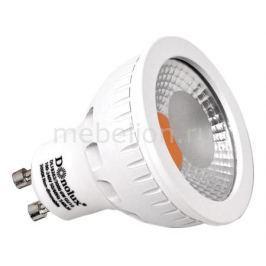 Лампа светодиодная Donolux диммируемая DL18262/3000 6W GU10 Dim 220В 3000K