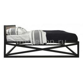 Кровать полутораспальная Этажерка Industrial