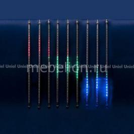 Занавес световой (2.4x0.5 м) Uniel Meteor ULD-E2405-240/DTK MULTI IP44 METEOR
