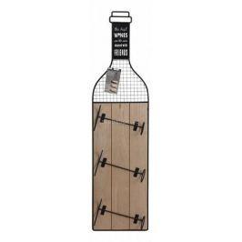 Держатель для бутылок ОГОГО Обстановочка (21х83 см) Wine Lovers 317533