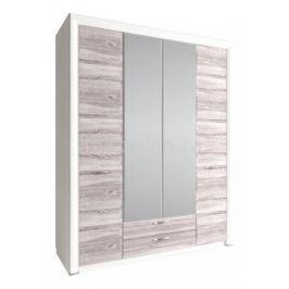 Шкаф платяной Анрекс Olivia 4D2S