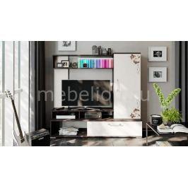 Стенка для гостиной Smart мебель Сиена