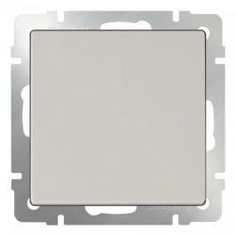 Выключатель проходной одноклавишный без рамки Werkel Слоновая кость WL03-SW-1G-2W-ivory