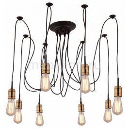 Подвесной светильник Arte Lamp Mazzetto A4290SP-7BK