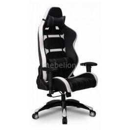 Кресло игровое Бюрократ CH-772/BLACK+WH