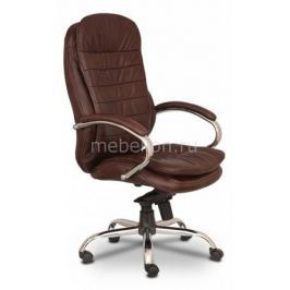 Кресло для руководителя Бюрократ T-9950AXSN/Chocolate