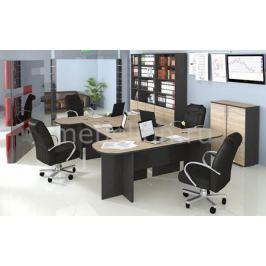 Гарнитур офисный Мебель Трия Успех-2 ГН-184.003