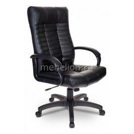 Кресло для руководителя Бюрократ KB-10/BLACK