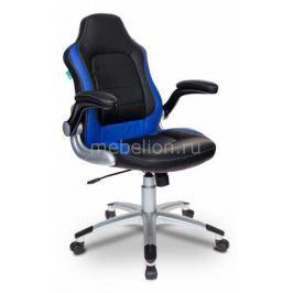 Кресло игровое Бюрократ VIKING-1/BL+BLUE