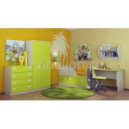 Гарнитур для детской Компасс-мебель Маугли