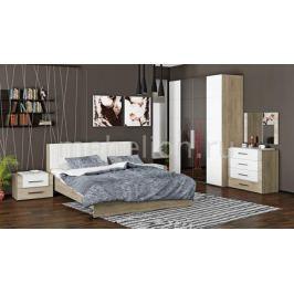 Гарнитур для спальни Мебель Трия Ларго Люкс ГН-181.011