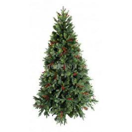 Ель новогодняя Green Trees (2.4 м) Грацио Премиум с ягодами 156-556