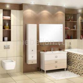 Гарнитур для ванной Акватон Акватон Стамбул 105 сосна ларедо