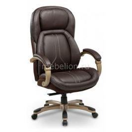 Кресло для руководителя Бюрократ T-9919/BROWN