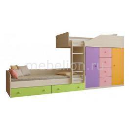 Кровать двухъярусная РВ Мебель Астра-6