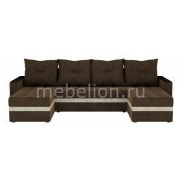 Диван-кровать Мебелико Атланта ПБС