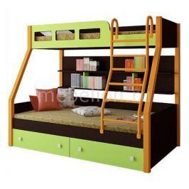 Кровать двухъярусная РВ Мебель Рио