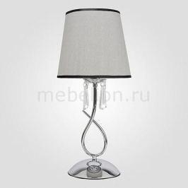 Настольная лампа декоративная Eurosvet 01007/1 хром