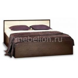 Кровать двуспальная Глазов-Мебель Амели 1