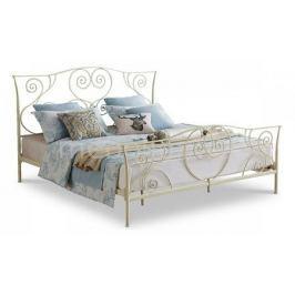 Кровать двуспальная ESF TDF 0818 Cream