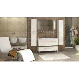 Гарнитур для ванной Акватон Акватон Мадрид 120М белый