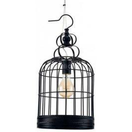 Подвесной светильник Spot Light Cage Black 9501104