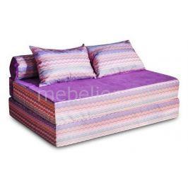 Диван-кровать Dreambag Диван PuzzleBag Фиолетовый XL