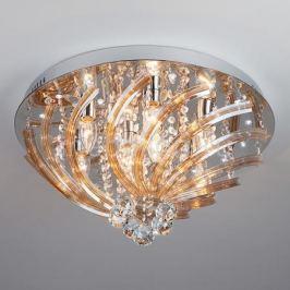 Накладной светильник Eurosvet 80116/8 хром/белый