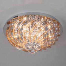 Накладной светильник Eurosvet 80116/9 хром/белый