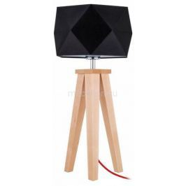 Настольная лампа декоративная Spot Light Finja Black 6835660