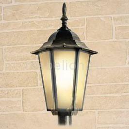 Наземный высокий светильник Elektrostandard GL 1014F черное золото