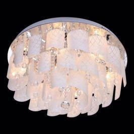 Накладной светильник Eurosvet 80117/9 хром/белый