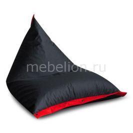 Кресло-мешок Dreambag Кресло Пирамида Черно-Красная