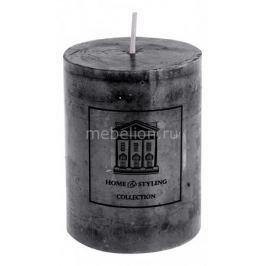Свеча декоративная ОГОГО Обстановочка (9 cм) Marble 320514