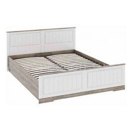 Кровать двуспальная Мебель Трия Прованс СМ-223.01.004